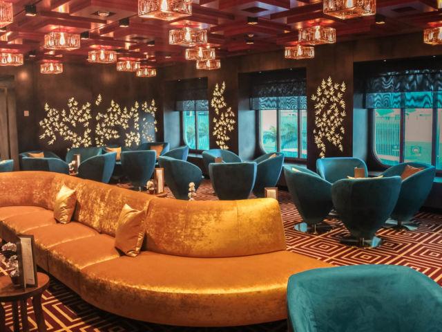 AIDA Bar asiatisch