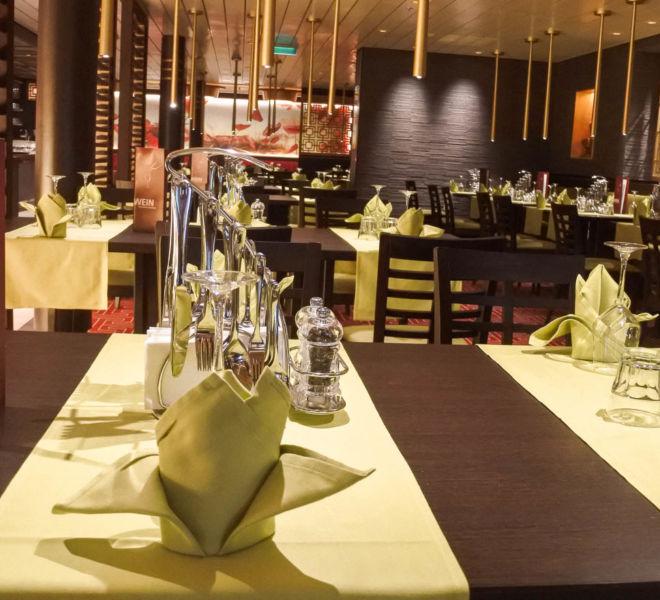 AIDAnova Restaurants East