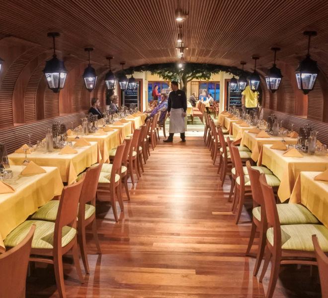 AIDAnova Markt Restaurant