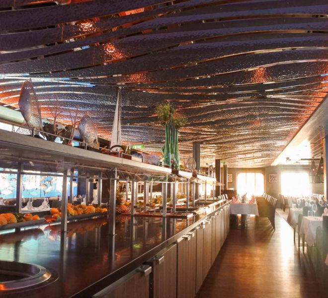 AIDAnova Oceans Restaurant