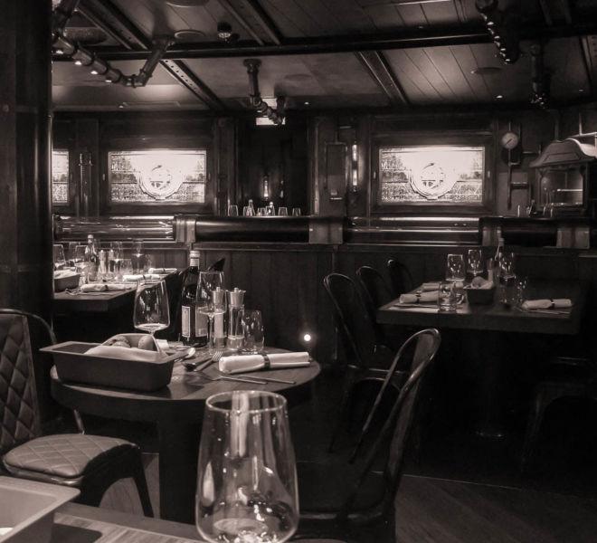 AIDAnova Time Machine Restaurant
