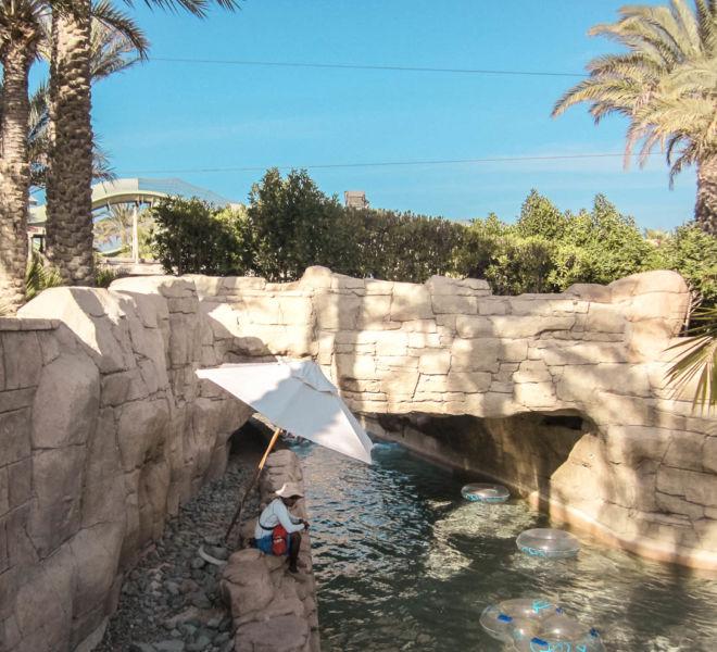 Atlantis Aquaventure Wasserpark Lazy River