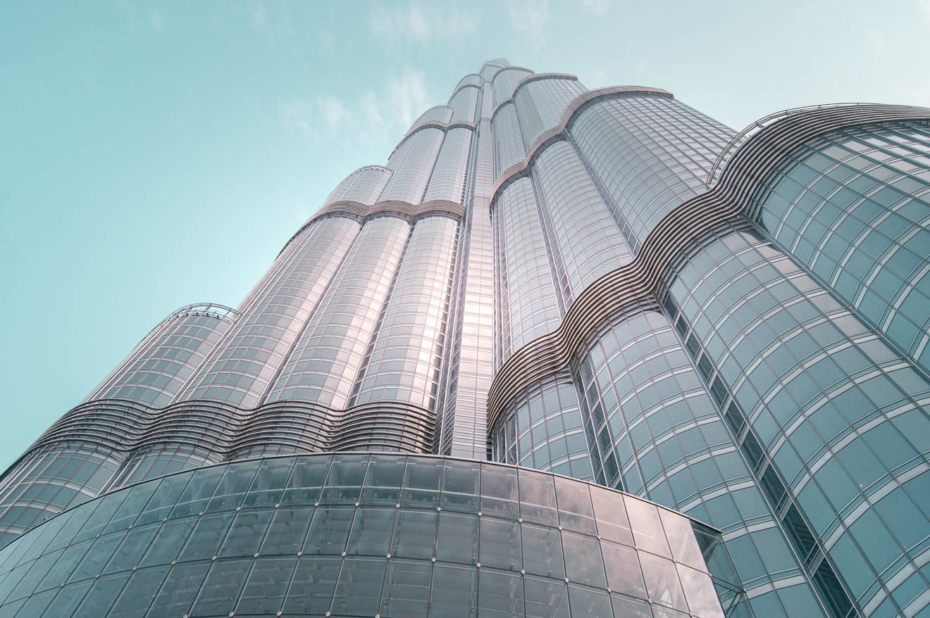 Burj Khalifa Dubai At the Top