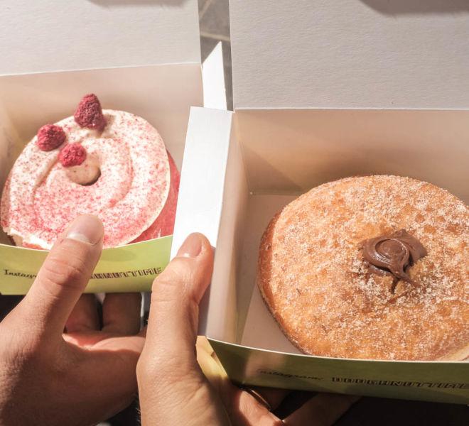 Doughnut Time Donuts London