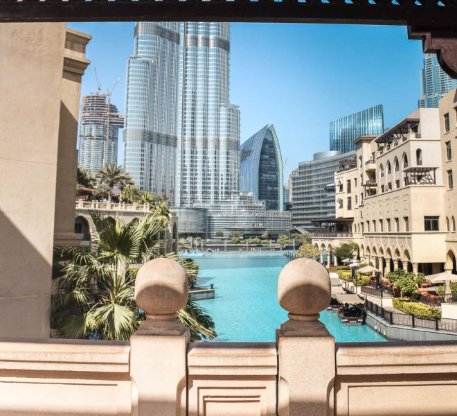 Dubai Fountain Downtown