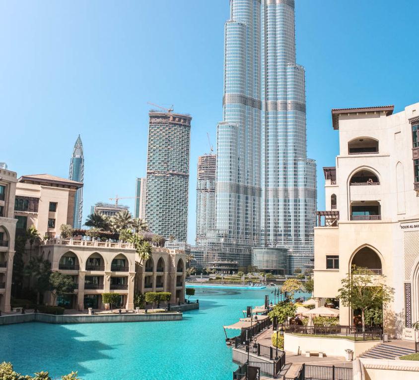 Dubai Sehenswürdigkeiten und Highlights