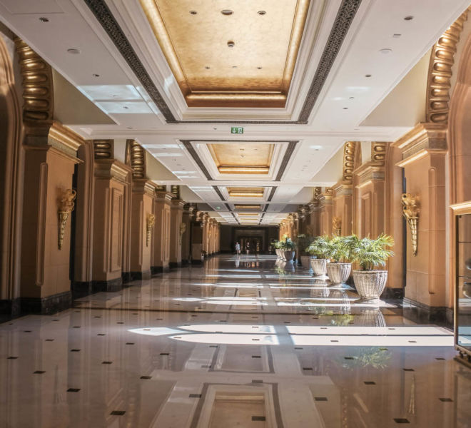 Emirates Palace Tipps für die Besichtigung