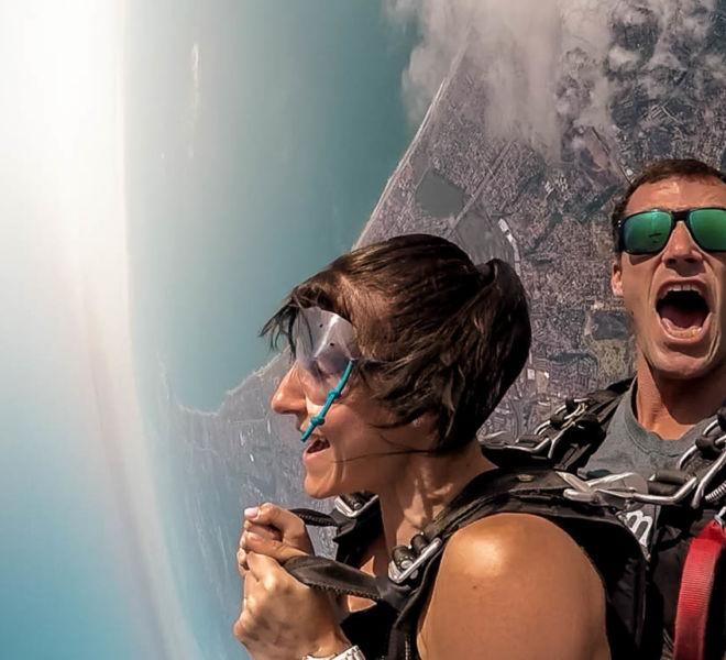 Fallschirmspringen San Diego