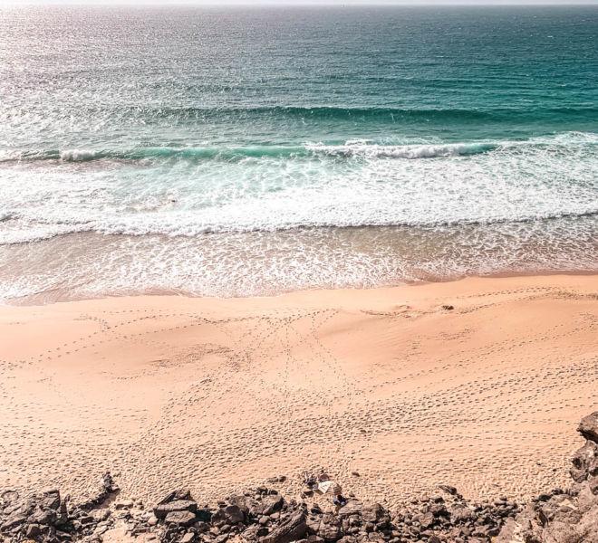 Fuerteventura Strand Kanaren Kreuzfahrt