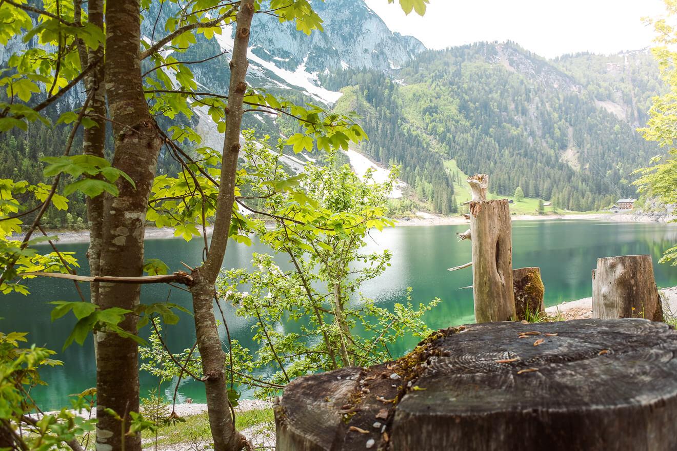Gosau See Kurzurlaub in Österreich