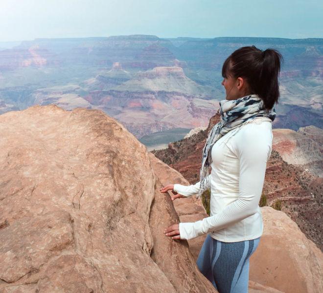 Grand Canyon National Park Wanderung
