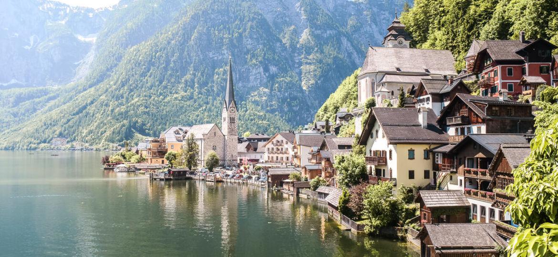 Ausflug nach Hallstatt Österreich