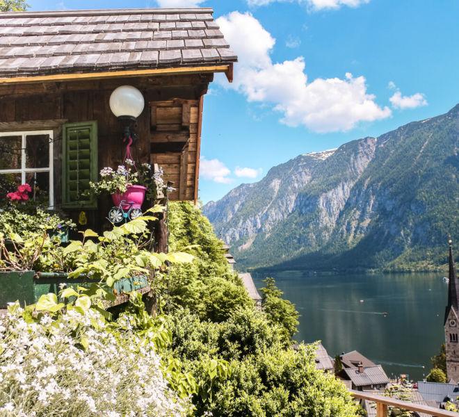 Hallstatt Österreich Weltkulturerbe