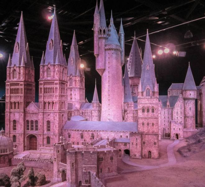 Harry Potter Studios Hogwarts