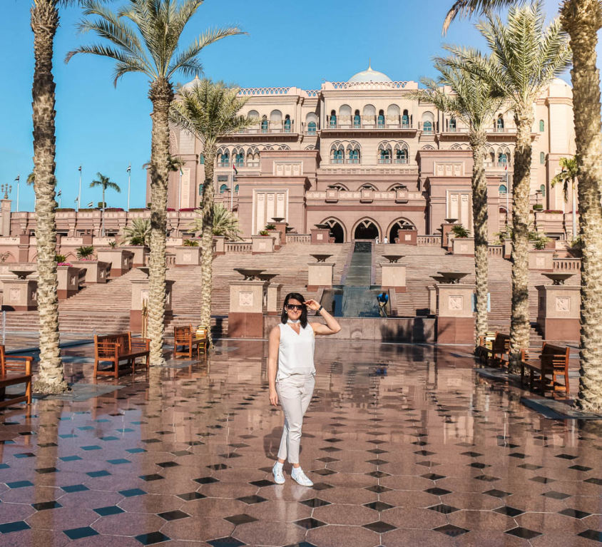 Kleiderordnung in Dubai