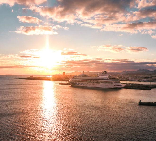 Kanaren & Madeira Kreuzfahrt Lanzarote AIDA