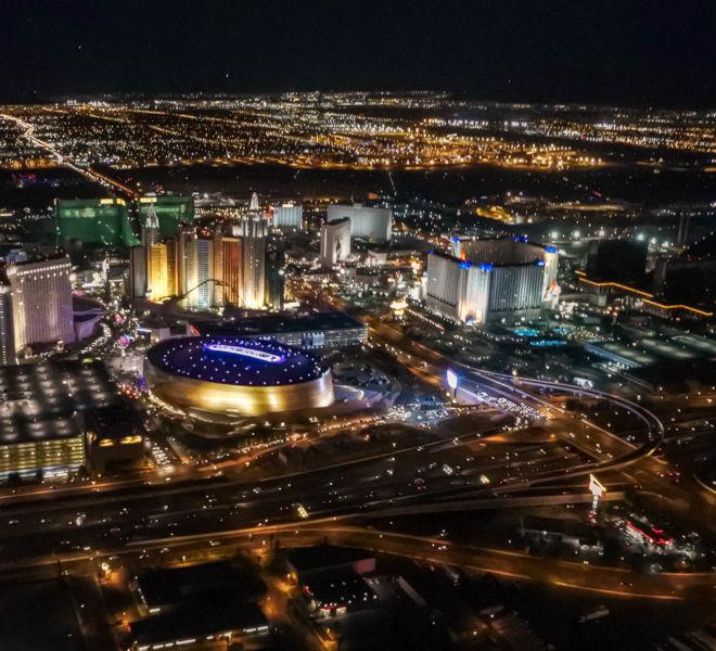 Las Vegas Hubschrauber Rundflug Highlight