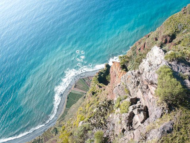 Cabo Girao Meer