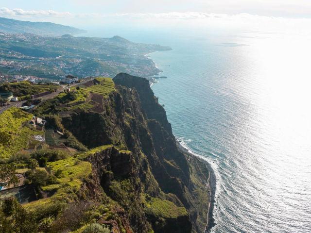 1 Tag auf Madeira Cabo Girao