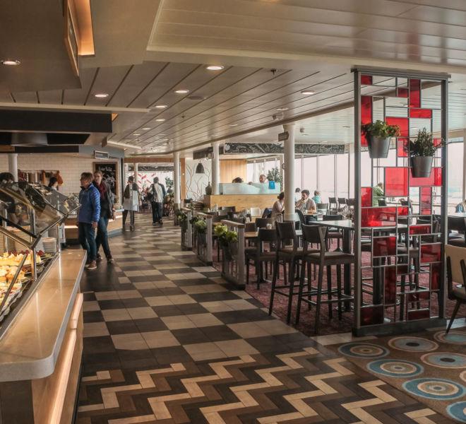 Mein Schiff Anckelmannsplatz Buffet Restaurant