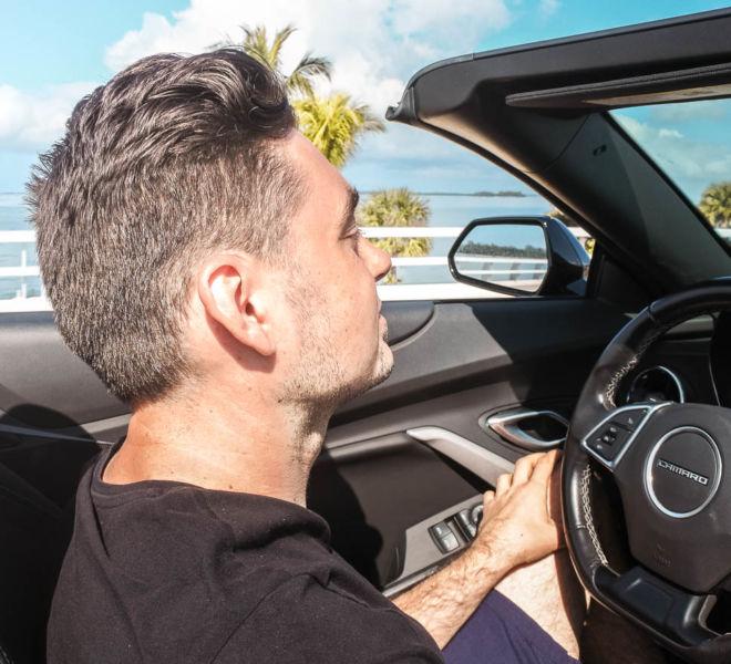 Mietwagen buchen Florida Cabrio
