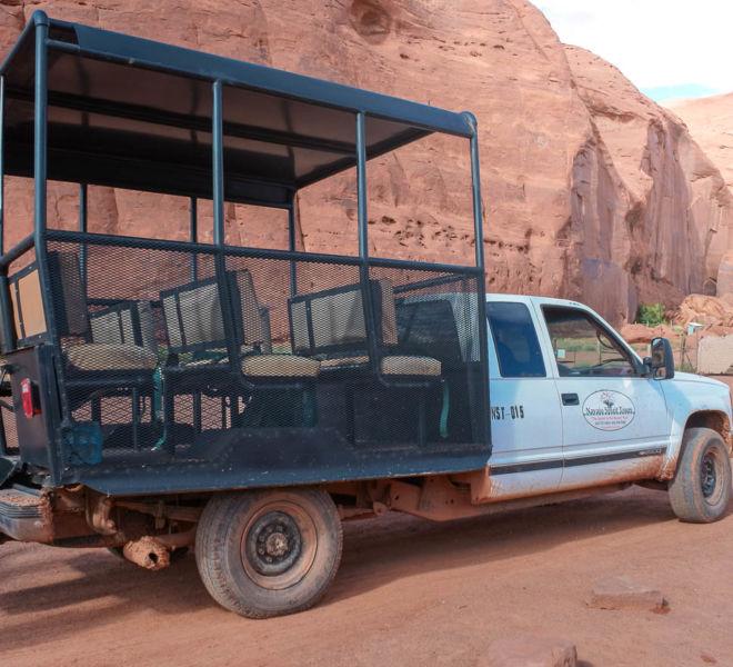 Monument Valley Tourwagen