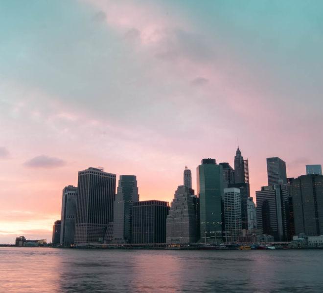 New York City Skyline kostenlose Top Spots