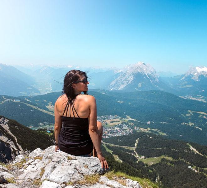 Wanderung zur Seefelder Spitze Österreich