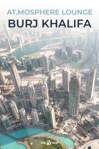Pinterest Burj Khalifa At.mosphere Lounge