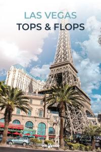 Pinterest Las Vegas Tops & Flops