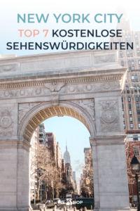 Pinterest New York City Top 7 kostenlose Sehenswürdigkeiten