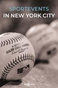 Pinterest Sportevents in New York City