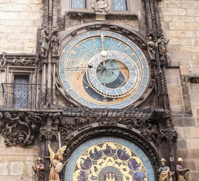 Prager Rathausuhr Sehenswürdigkeiten