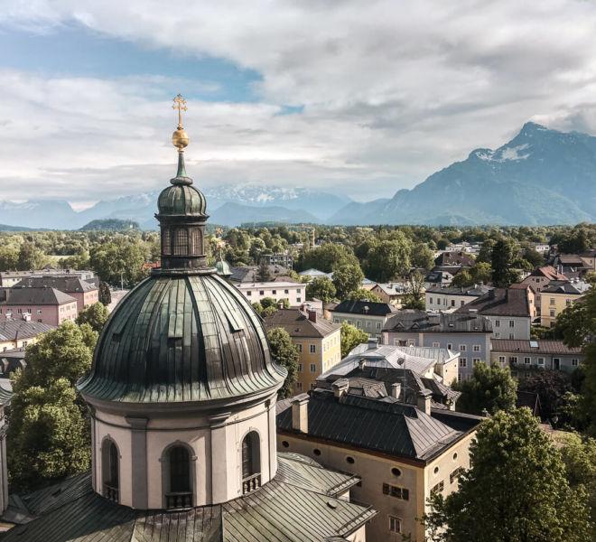 Städtetrip nach Salzburg Österreich