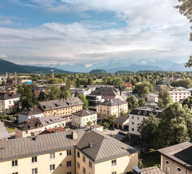Salzburg Berge Österreich