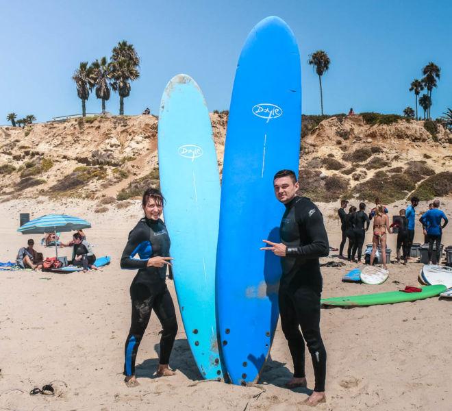 Surfen San Diego Top Highlights