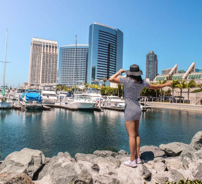 San Diego Top Highlights Bayfront