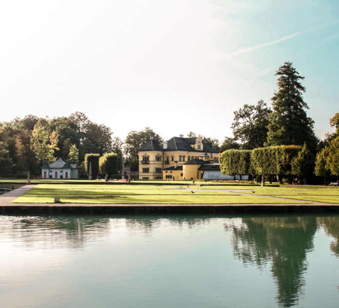 Schloss Hellbrunn Sehenswürdigkeit