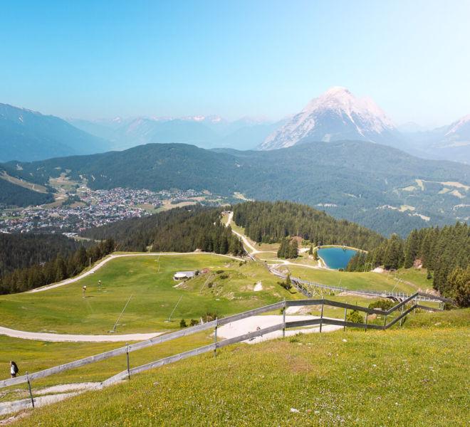 Wanderung Tirol Österreich