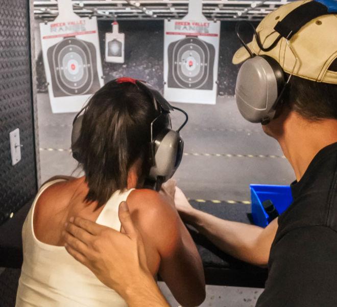 Shooting Range Henderson