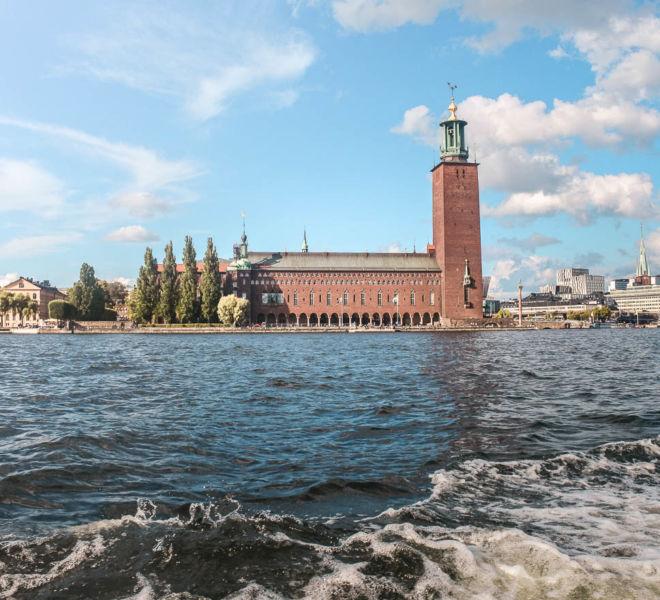 Stockholm Bootstour