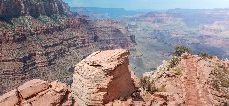 Grand Canyon National Park Aussicht