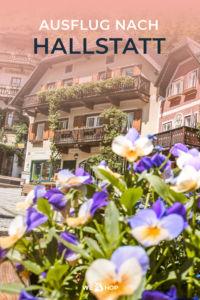 Pinterest Ausflug nach Hallstatt Österreich