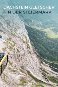 Pinterest Dachstein Gletscher in der Steiermark Gondel