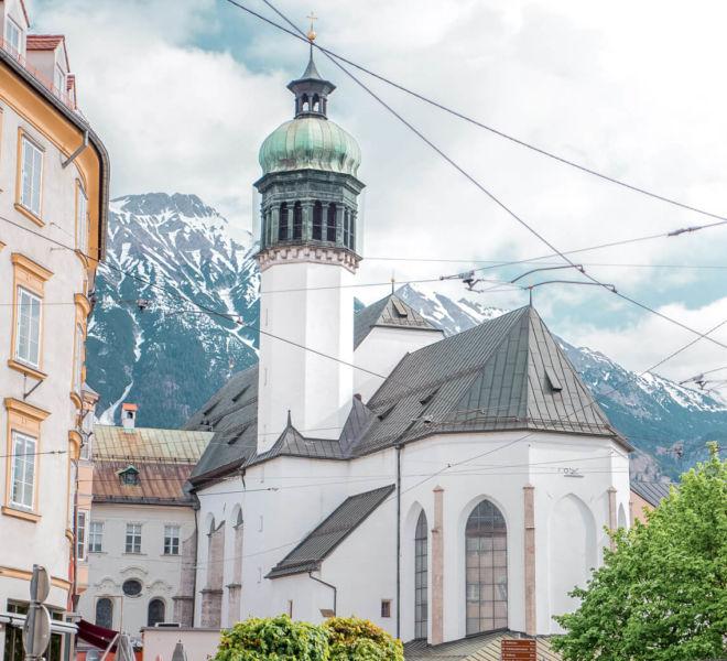Kirche in Innsbruck