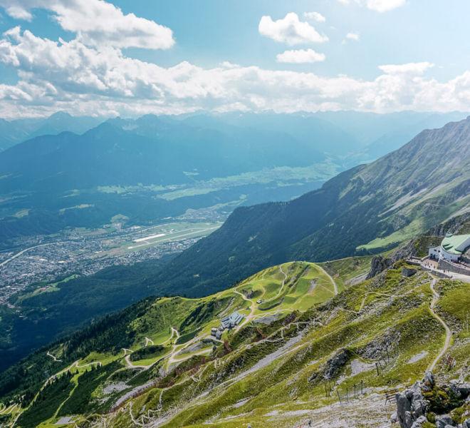 Nordkettenbahnen Innsbruck Tirol